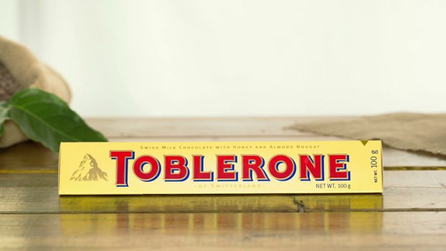 Toblerone Video Thumbnail